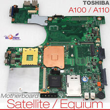 MOTHERBOARD V000068850 TOSHIBA SATELLITE A100 VGA KARTE CARD MB-V-GM-KSW-BT 054