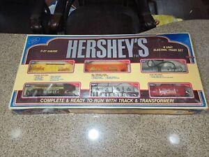Hershey's O Gauge O-27 Diesel Train Set K-Line #1112 6 Unit Electric New in Box