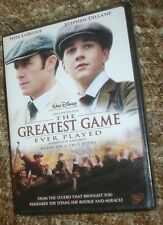 The Greatest Game Ever Played (DVD, 2006), NEW & SEALED, WIDESCREEN, REGION 1