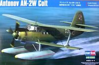 Hobbyboss 1:48 Antonov AN-2W Colt Aircraft Model Kit