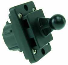 """1"""" (25mm) Socket to 17mm Ball Adapter for Garmin Nuvi Holders fits RAM Mounts"""