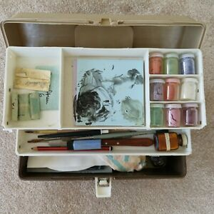 Vintage Pottery Painting Kit would prefer collection if possible