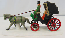 """Department 56 """"Central Park Carriage"""" Heritage Village Accessory #59790 in box"""