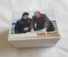 Rittenhouse Archives Twin Peaks Trading Card Base Set