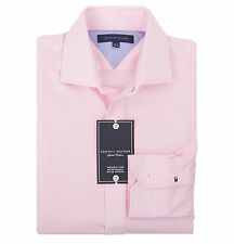 Tommy Hilfiger Men's Long Sleeve Button-Down Shirt -$0 Free Ship
