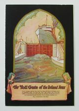 CP Canadian Pacific Ry - The Toll Gate of the Inland Seas - Dinner Menu
