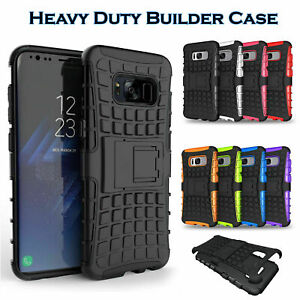 For Huawei Models Case Cover Survivor Shockproof Armor with stand