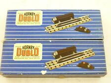 2 x HORNBY DUBLO 3 RAIL ELECTRICALLY OPERATED UNCOULPERS - EUBR BOXED,         k