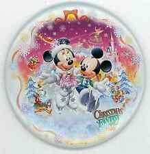 Disney Mickey Mouse Mickey mouse CAN BADGE 8.5cm Metal Toy Anime 44