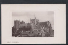 Yorkshire Postcard - Ripon Cathedral    RS6566