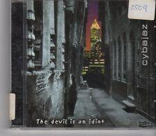 (GA583) Cybajaz, The Devil Is An Idiot - 2001 CD