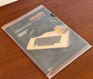 Vintage Apple Magazine Volume 1 Issue 1 - Rare - Jef Raskin Essay