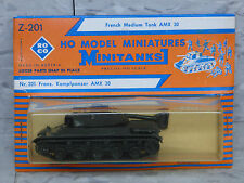 Roco / Herpa  Minitanks (NEW) Modern French AMX 30 Medium Tank Lot #1310