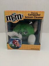 M&M's Chamois Computer Screen Cleaner Adorable M&M'S Green Character New