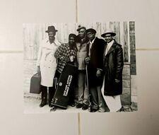 BLUES PHOTO: WALTER HORTON Sunnyland Slim HONEYBOY EDWARDS Floyd Jones KC RED