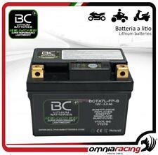 BC Battery moto batería litio HM Moto CRM B 125 RR 2T DERAPAGE 2011>2015