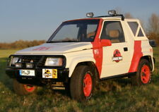 Jurassic Park Jeep Suzuki Vitara Cabrio 1:1 ( kein Wrangler ) Life Size