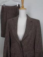 Liz Claiborne Collection Wool Blend Skirt Suit Womens sz 6 Blazer Skirt 27W NWT