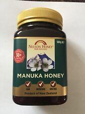 30+ MGO Bronze Raw Manuka Honey 500g From New Zealand