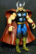 "Marvel Leyendas Serie III (3) 6"" Thor.! Raro! (los Vengadores/Asgard/Loki)"