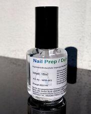 15ml Nail Prep / Dehydrator, Nagelentfetter, Entfetter, Entfeuchter, Nailart