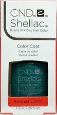 CND Shellac Gel Polish Emerald Lights - .25 fl oz - C91260