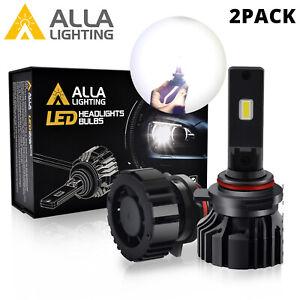 LED White DRL Bulbs Daytime Running Light Lamps for Acura Honda,Dimmable,6000K