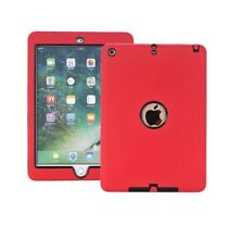 iPad 2 3 4 Air 2 Pro 9.7 & MINI Defender Case Hybrid Tough Shockproof Cover