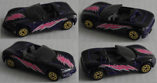 MATCHBOX-Corvette sting-ray III cabriolet violet