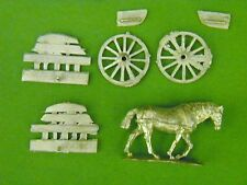 SGTS MESS HD1 1/72 Diecast Small Cart with Horse
