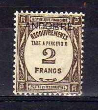 ANDORRE - ANDORRA Yvert Taxe n° 14 neuf avec charnière