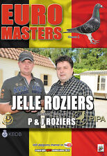 JELLE ROZIERS - A BELGIAN CHAMPIONS FAMILY racing pigeons