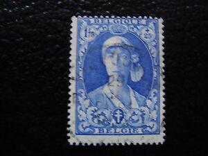 Belgium - Stamp Yvert and Tellier N°331 Obl Belgium