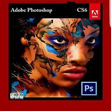 Adobe Photoshop CS6 32/64 bits Versión Completa-con llave de ventanas de descarga oficial