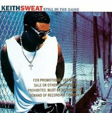 Keith Sweat - Still in the Game [New CD] Manufactured On Demand
