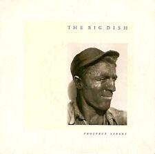 THE BIG DISH Prospect Street Vinyl Record 7 Inch Virgin VS 820 1985