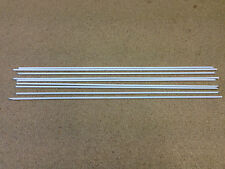 2.4mm & 3.2mm Flux coated Brazing Rods General Purpose x 12