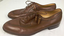 13 M Gravati for Barcelino Split Toe Oxford Lace Up Shoes Brown