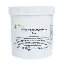 Root Naturally Endo Mycorrhizae - 8 Oz, New, Free Shipping