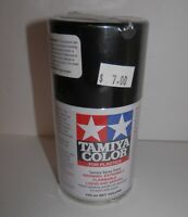 Tamiya Color for Plastics Spray 100ml Black #TS-14 NEW