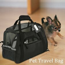 Breathable Pet Dog Cat Puppy Travel Carry Carrier Handbag Cage Bag Crates Kennel