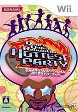 Used Wii Dance Dance Revolution Nintendo JAPAN JP JAPANESE JAPONAIS IMPORT