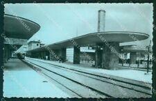 Pistoia Montecatini Stazione Foto cartolina WX2494