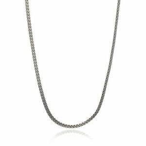 John Hardy Classic Chain Sterling Silver Necklace NB92CX16