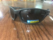 """$24.99 NEW FOSTER GRANT IRONMAN POLARIZED SUNGLASSES """"COURAGE"""" fishing sports"""