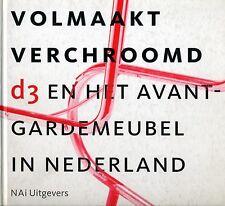 D3 – 1930's Dutch Modernist Furniture Design Paul Schuitema Gerrit Rietveld