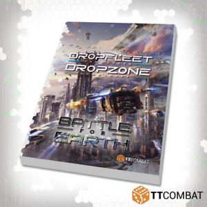 Dropfleet/Dropzone BNIB Battle for Earth TTDZK-ACC-001