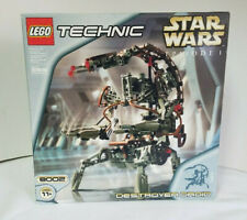 LEGO Technic Star Wars Episode 1 Destroyer Droid 8002 - Factory Sealed NEW!