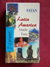LATIN AMERICA MADE EASY - VHS