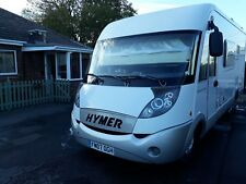Hymer 544 Cl  lhd  3 litre 6 speed lid 44.000 miles